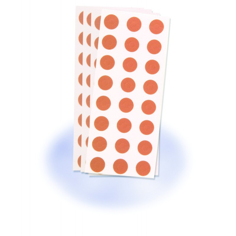 12 mm Plasters for Small Pellets. ES-62