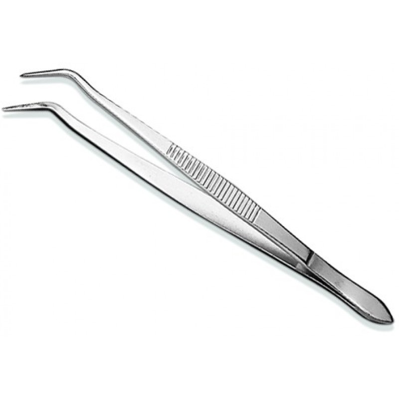 Angle Tipped Forceps GS-403