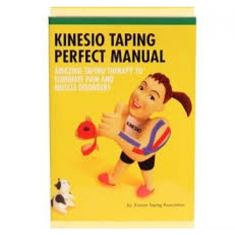 Kinesio Taping Perfect Manual OT-804