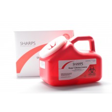 1 Gallon Sharps Deposal by Mail GS-241