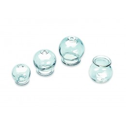 Large Glass Cupping Jar CP-06D