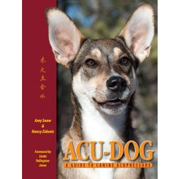 Acu-Dog: A Guide to Canine Acupressure BC-594