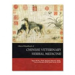 Clinical Handbook Of Chinese Veterinary Herbal Medicine BC-592