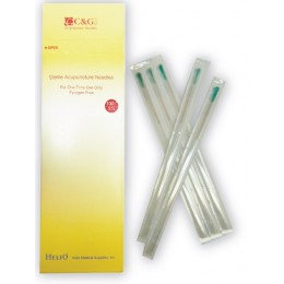 C&G PLUS Long Needles