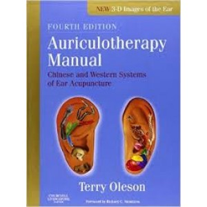 Auriculotherapy Manual 4th Edition BC-500