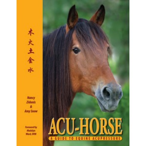 ACU Horse-A Guide To Equine Acupuncture