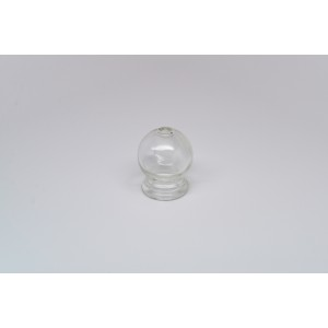 Extra Small Glass Cupping Jar CP-06A