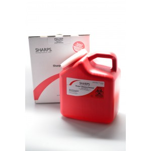 2 Gallon Sharps Deposal by Mail GS-242