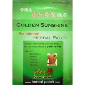 Far Infrared Herbal Patches Cool PR-05C