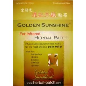 Far Infrared Herbal Patches Warm PR-05W
